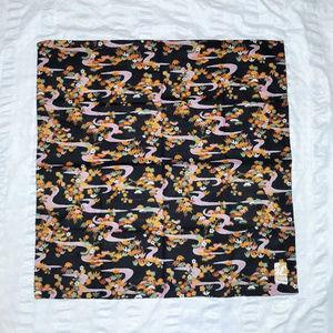 "Kojima 20"" Handkerchief Japanese Garden Tree Black"